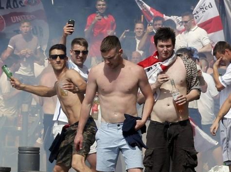 CDV Anh nhan an phat nang vi au da tai Euro 2016 hinh anh