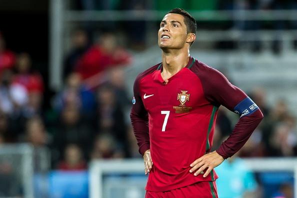 Thong ke khung khiep ve sut phat cua Ronaldo hinh anh