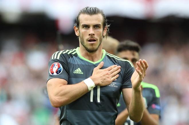 Gareth Bale tao nen ky luc trong ngay buon Xu Wales hinh anh