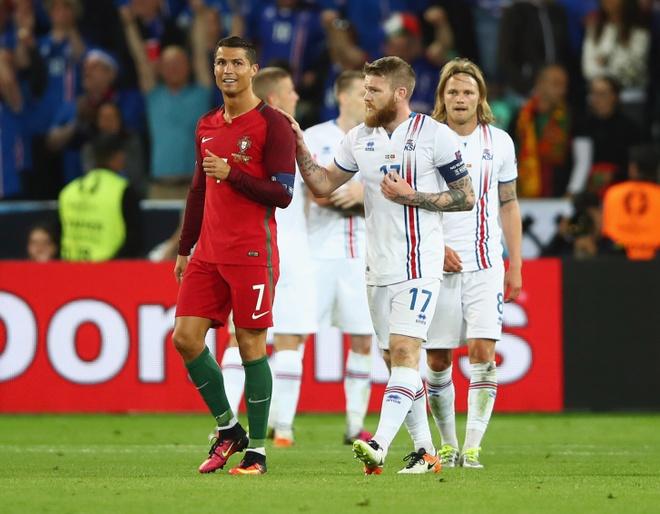 Len tieng di, mot Ronaldo kieu ngao bac nhat hinh anh 1