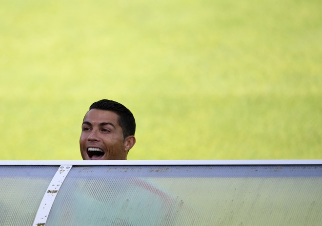 Len tieng di, mot Ronaldo kieu ngao bac nhat hinh anh 3