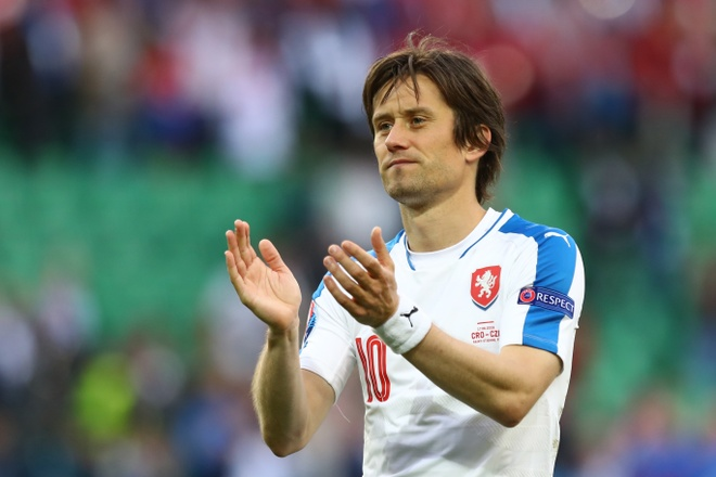 Rosicky nghi 6 tuan, CH Czech nghi het giai? hinh anh