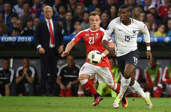 Voi Paul Pogba, Euro 2016 gio moi bat dau hinh anh 1