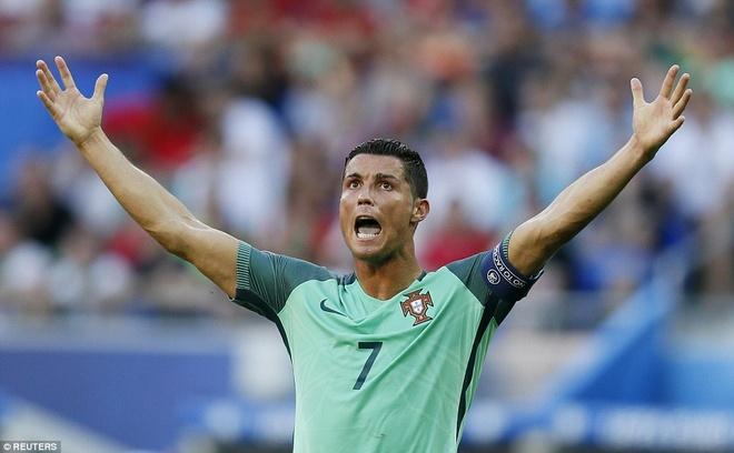 Tu Ronaldo den the gioi phang cua Platini hinh anh 1