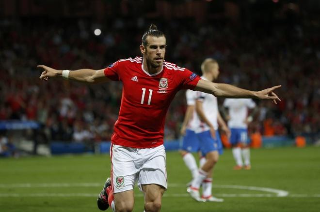 Ronaldo va Messi nen so Gareth Bale hinh anh