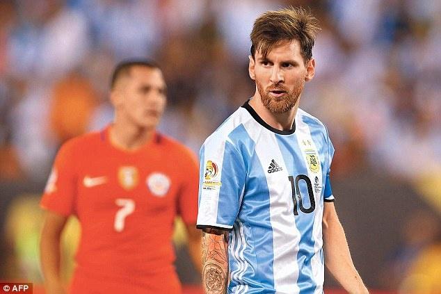 Sau nai ni, chinh quyen Argentina dung tuong Messi hinh anh