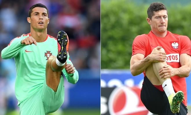 Thich bi tra tan, moi xem Ronaldo va Lewandowski hinh anh
