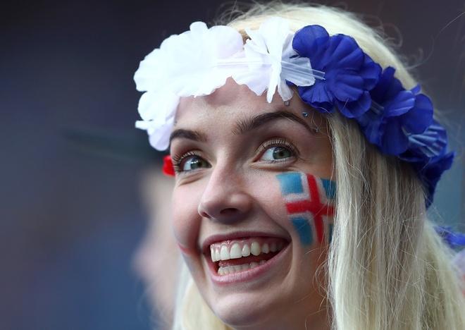 Co mot Iceland song mai o Stade de France hinh anh 1