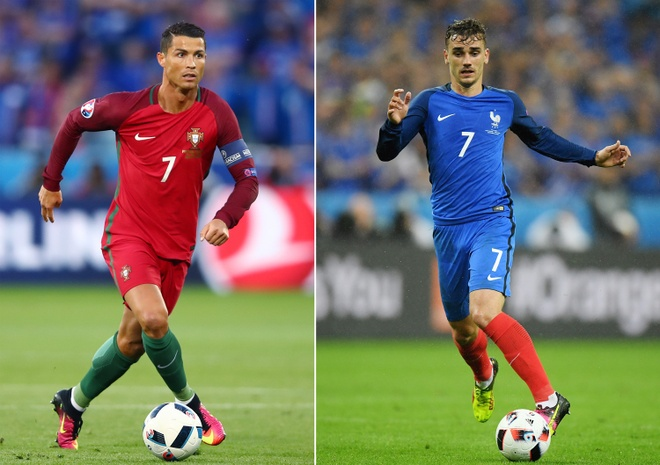 Ronaldo - Griezmann: Ngay hai so 7 kieu dung gap nhau hinh anh 3
