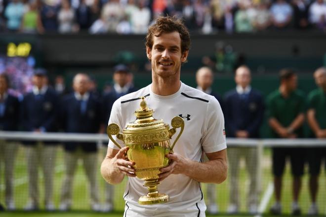 Murray lan thu 2 vo dich Wimbledon hinh anh