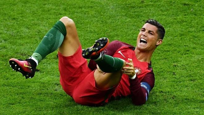 Cristiano Ronaldo: Sau vinh quang la ac mong doi cho hinh anh 1