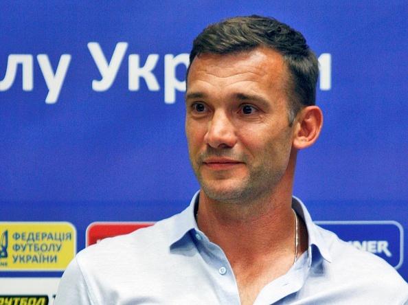 Shevchenko lam HLV truong Ukraine hinh anh 1
