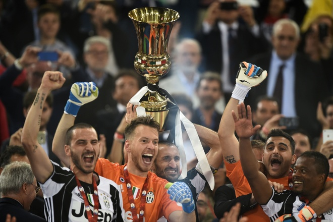 Bay gio Juventus moi dang so nhat hinh anh