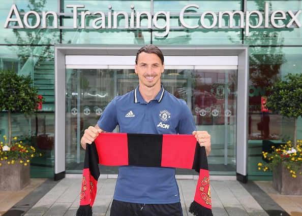 Ibrahimovic: 'Toi muon tro thanh vi thanh o Manchester' hinh anh 1