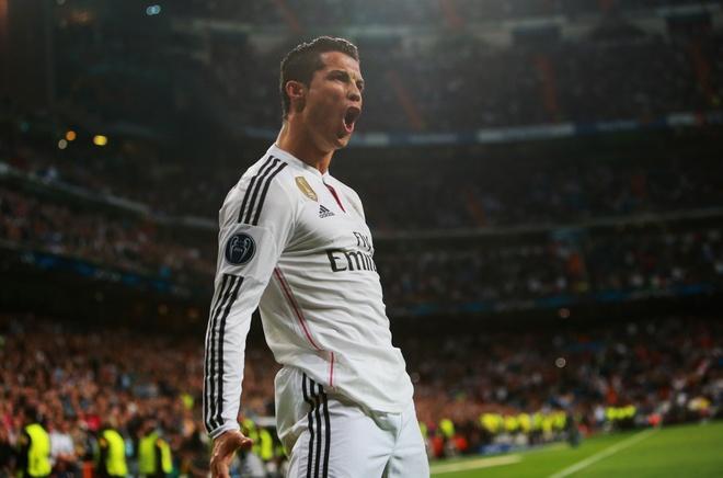 Gio la luc thoi am anh, Ronaldo hinh anh