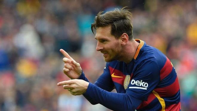 Messi bat ngo cat ngan ky nghi hinh anh