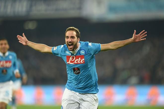 Juventus hoan tat bom tan 90 trieu euro voi Higuain hinh anh
