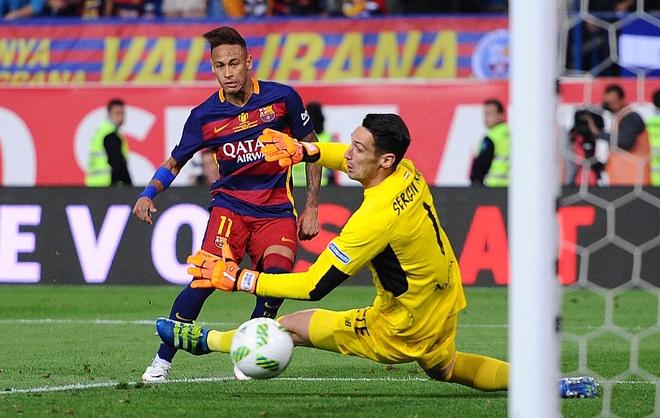 Lanh dao Barca tiet lo soc ve gia cua Neymar hinh anh 1