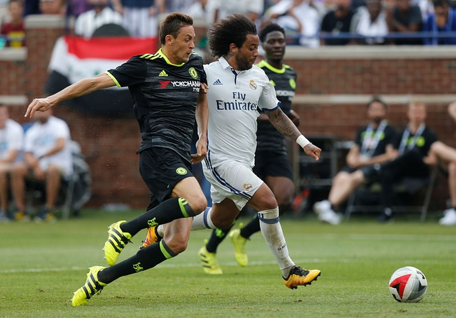 Marcelo toa sang, Real ha Chelsea tren dat My hinh anh 4