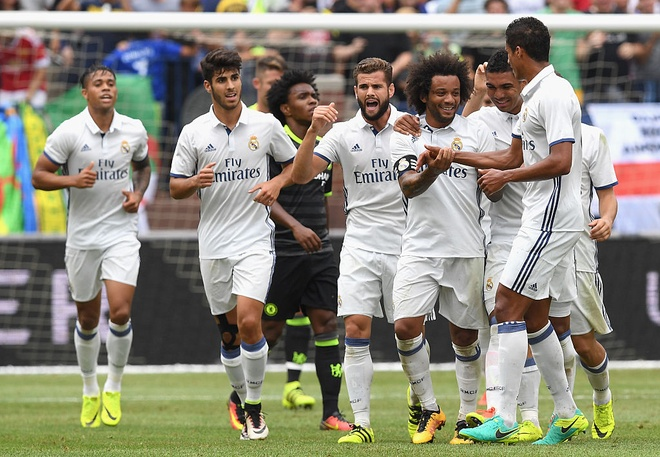 Marcelo toa sang, Real ha Chelsea tren dat My hinh anh 6