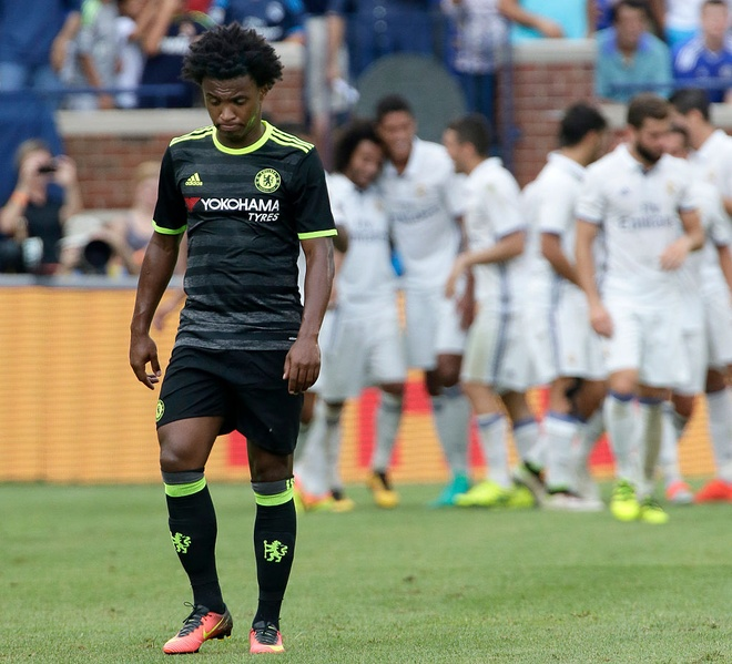 Marcelo toa sang, Real ha Chelsea tren dat My hinh anh 7