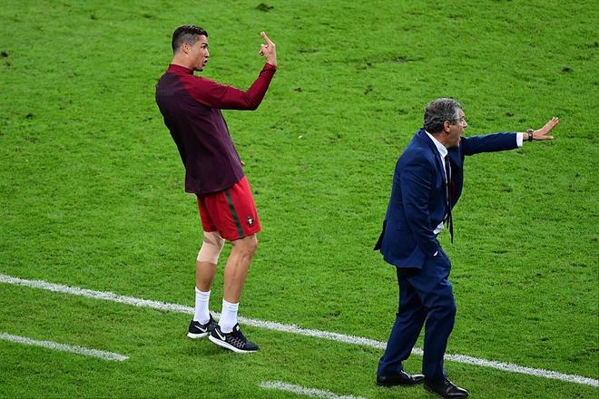 'Ronaldo khong dong gop gi cho tran chung ket Euro' hinh anh 1