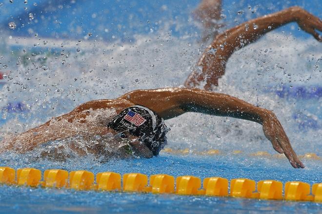 Mot minh Michael Phelps dung tren hon 160 quoc gia hinh anh 2