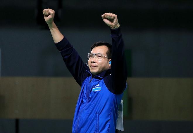 Hoang Xuan Vinh: 'Lam chu nghe thuat ban sung moi kho' hinh anh 2