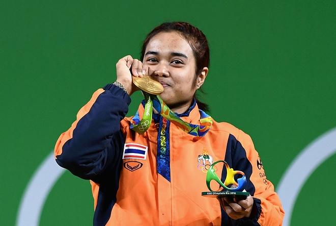 Thai Lan san vang Olympic voi gia bao nhieu? anh 1