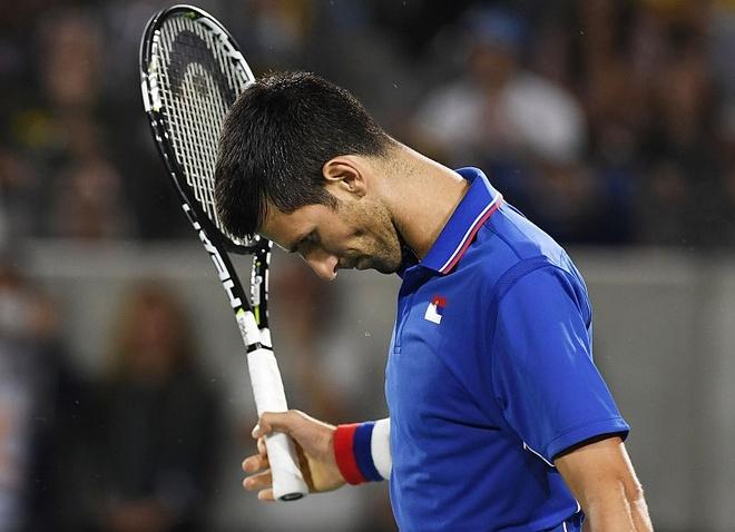 Hai ngay, Djokovic gac vot hai lan tai Olympic hinh anh