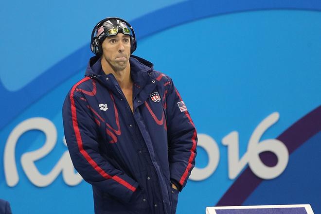 Xin loi Phelps, anh chua phai VDV vi dai nhat hinh anh