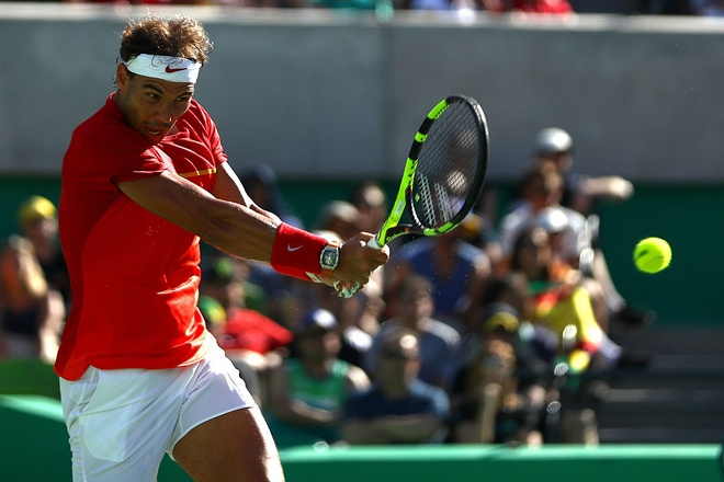 Nadal loi hen voi HCV don nam Olympic hinh anh