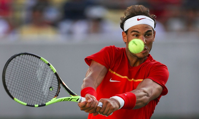 Nadal loi hen voi HCV don nam Olympic hinh anh 1