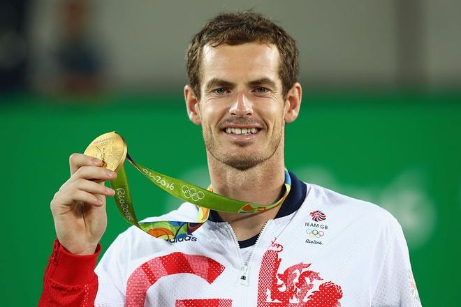Murray nghet tho bao ve HCV Olympic hinh anh