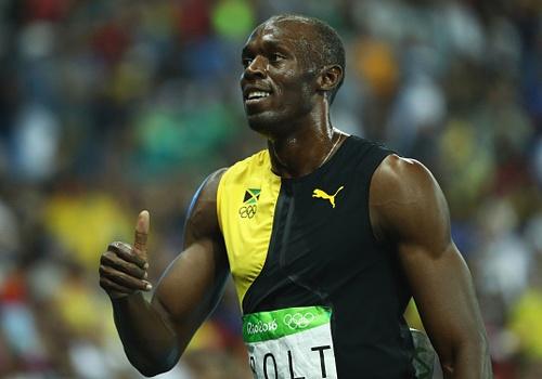 Usain Bolt tren duong thanh tuong dai bat tu hinh anh