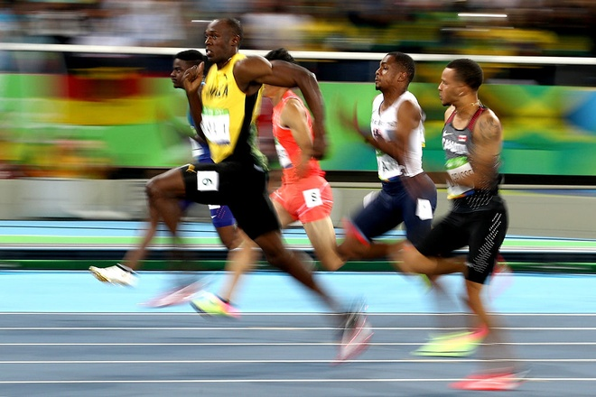 Usain Bolt che cach xep lich cua Olympic xuan ngoc hinh anh 1