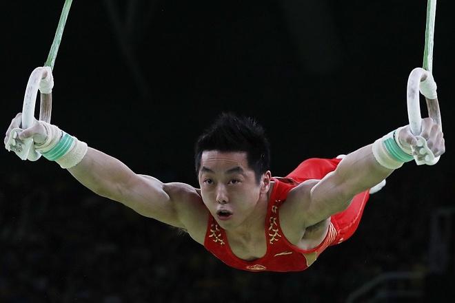 TDDC Trung Quoc truot dai tham hai tai Olympic hinh anh 2