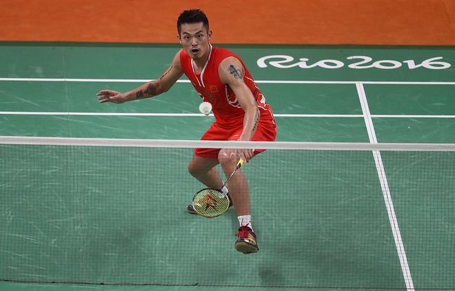 Tuong dai cau long Trung Quoc trang tay roi Olympic anh 2