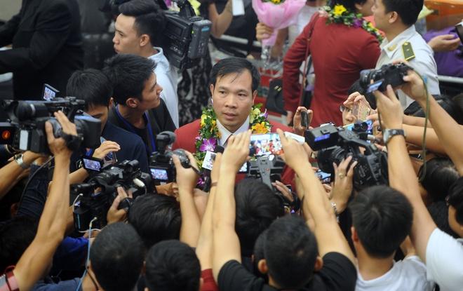 Hoang Xuan Vinh vao top 5 cuoc lat do tao bao tai Olympic hinh anh