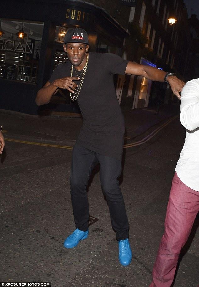 Sau Rio, Usain Bolt lai thac loan o London hinh anh 3