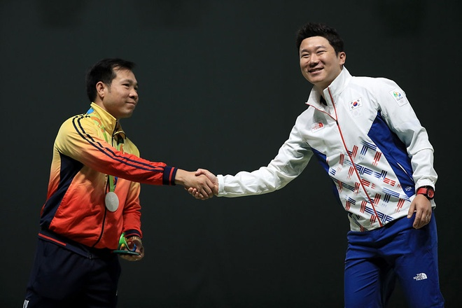 Hoang Xuan Vinh vao top 5 cuoc lat do tao bao tai Olympic hinh anh 1