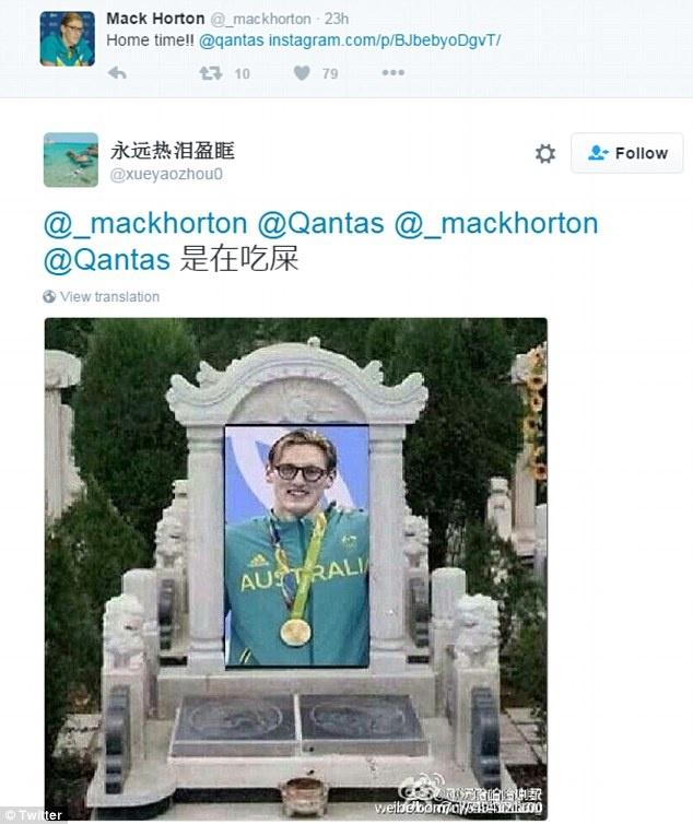 Fan Trung Quoc xuc pham kinh ngu Australia anh 1