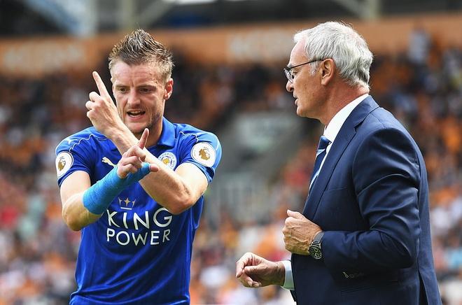 Ca chau Au dang chong lai Leicester hinh anh