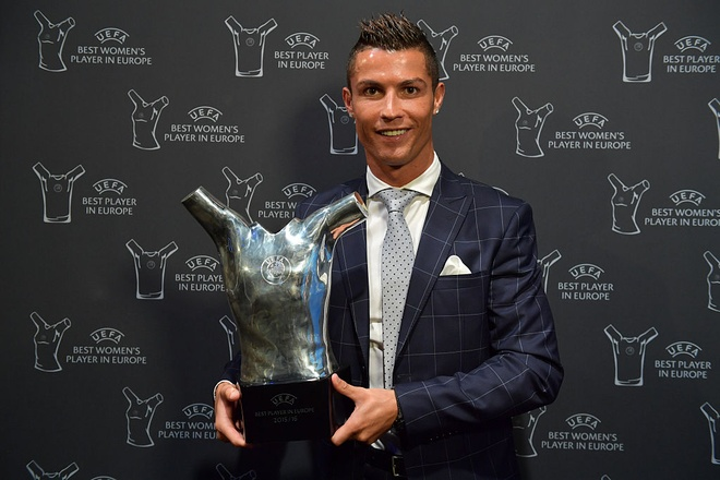 Phat bieu cua Ronaldo chinh phuc nguoi ham mo hinh anh