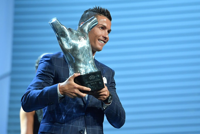 Phat bieu cua Ronaldo chinh phuc nguoi ham mo hinh anh 1