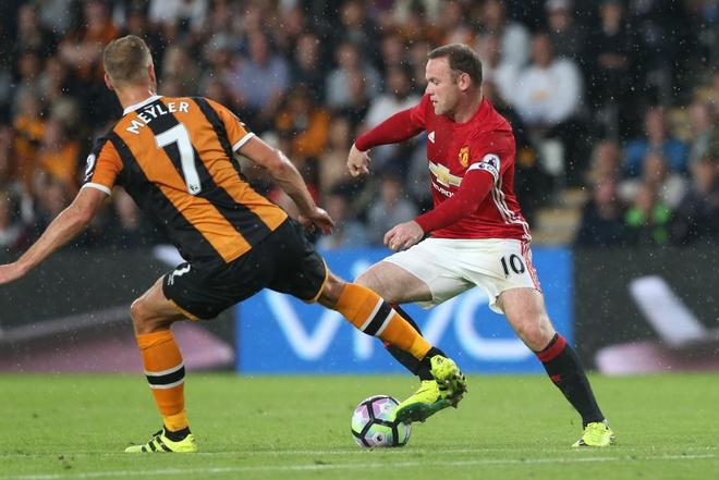 Khong phai Ibra, Mourinho se song chet voi Rooney hinh anh 2