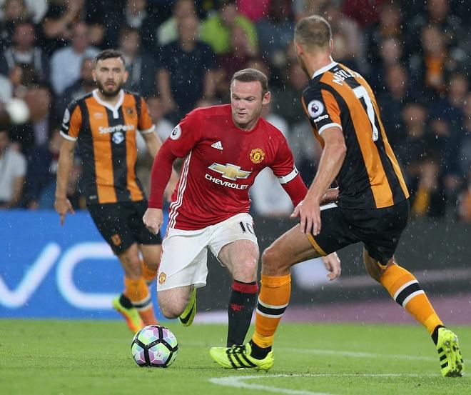 Khong phai Ibra, Mourinho se song chet voi Rooney hinh anh 1