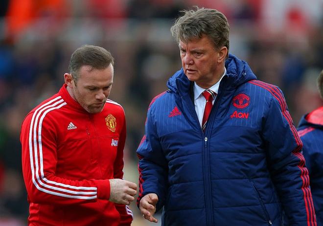 Rooney tiet lo Van Gaal da huy hoai MU the nao hinh anh