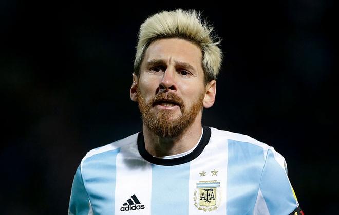 Messi nghi da tran gap Venezuela hinh anh