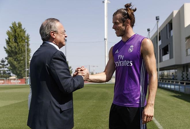 Real tang luong ky luc cho Gareth Bale anh 1
